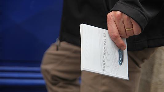 rocStar propose aussi des carnets plus classiques, toujours en papier minéral éco-responsable